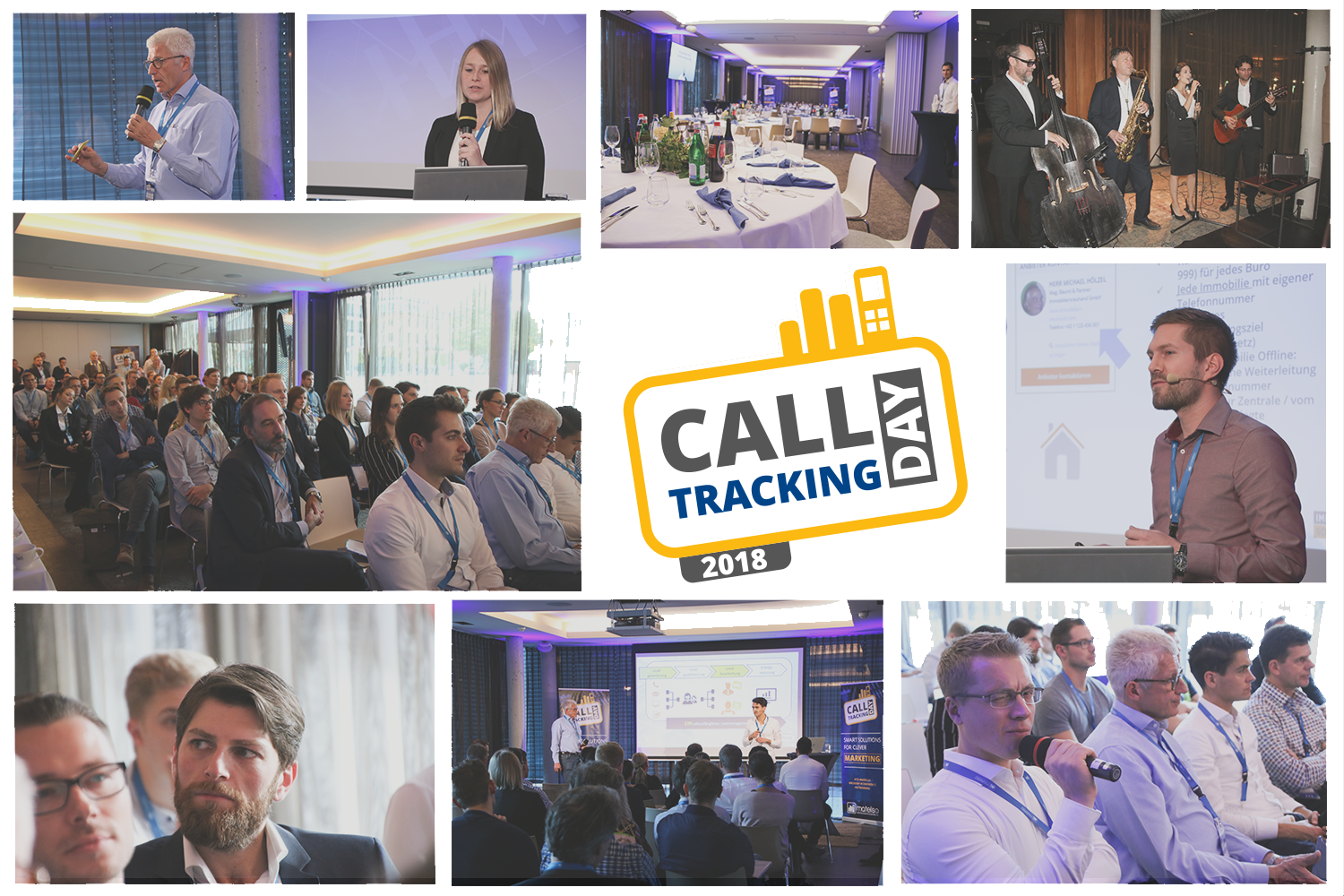 Call Tracking Day 2018